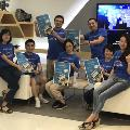 #TeamAAM Celebrates Workday in Asia
